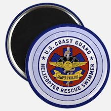 Rescue Swimmer Magnet