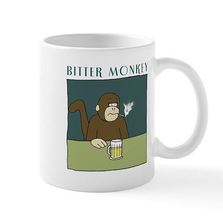 Bitter Monkey Mug