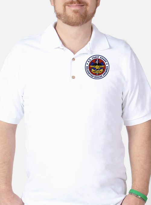Rescue Swimmer Patch T-Shirt