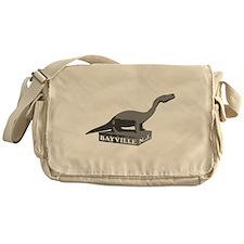 Classic Dino Messenger Bag