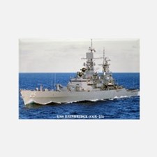 USS BAINBRIDGE Rectangle Magnet