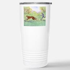 Morning run Travel Mug
