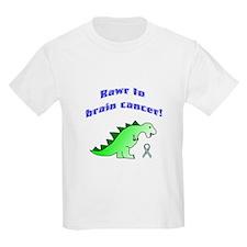 Rawr to Brain Cancer! T-Shirt