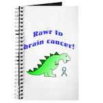 Rawr to Brain Cancer! Journal