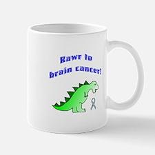 Rawr to Brain Cancer! Mug