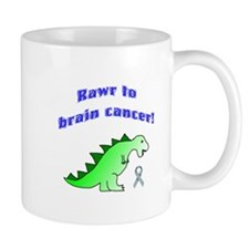 Rawr to Brain Cancer! Mug