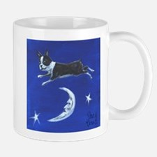 Boston over the moon Mug