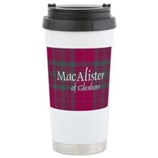 Tartan - MacAlister of Glenbarr Travel Mug