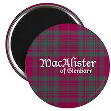 Tartan - MacAlister of Glenbarr Magnet