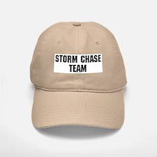 Storm Chase Team Baseball Baseball Cap