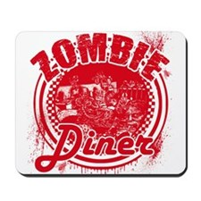 Zombie Diner Mousepad
