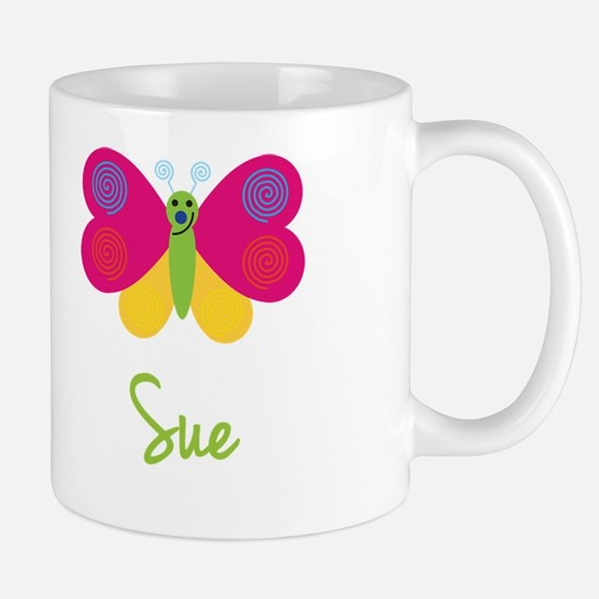Sue The Butterfly Mug