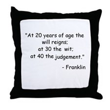 Cute 20 Throw Pillow