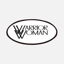 Warrior Woman Patch