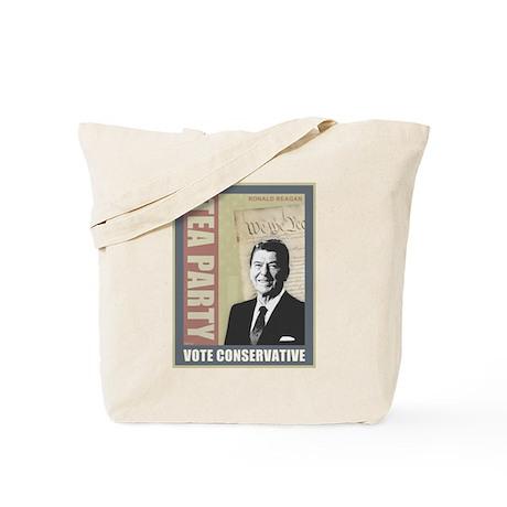 Vote Conservative Tote Bag