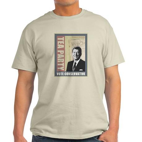 Vote Conservative Light T-Shirt