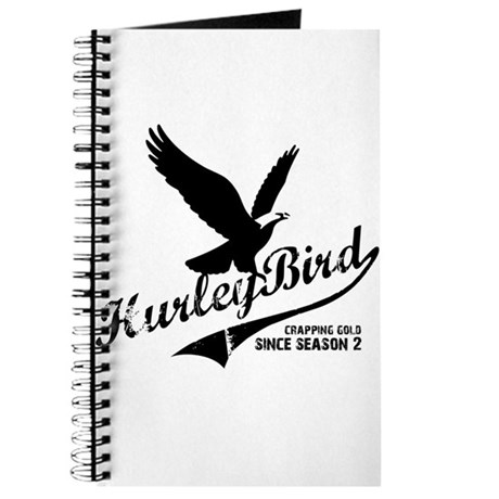 Hurley bird - crapping gold Journal