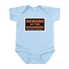 Beware / Engineer Infant Bodysuit