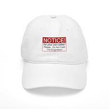 Notice / Engineers Baseball Cap