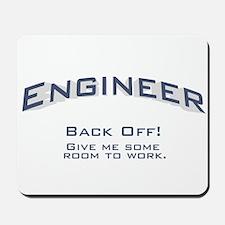 Engineer - Work Mousepad