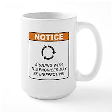 Engineer / Argue Ceramic Mugs