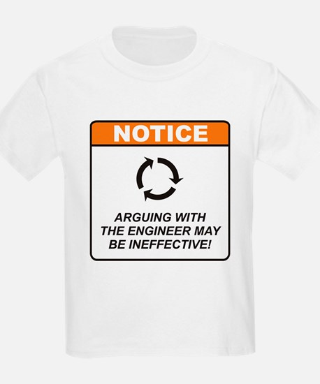 Engineer / Argue T-Shirt