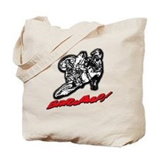 Dirtbike Brraaap Tote Bag