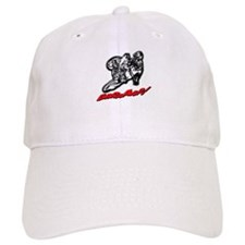 Dirtbike Brraaap Baseball Cap
