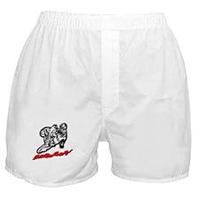 Dirtbike Brraaap Boxer Shorts
