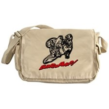 Dirtbike Brraaap Messenger Bag