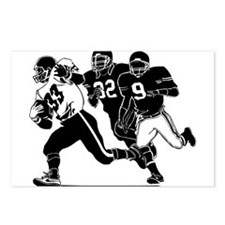 Football129 Postcards (Package of 8)