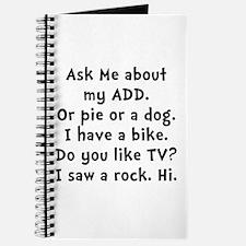 My ADD Journal