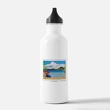 Serene Sulawesi Sports Water Bottle