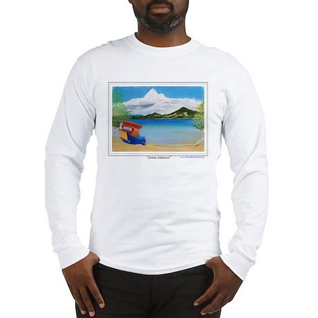 Serene Sulawesi Long Sleeve T-Shirt