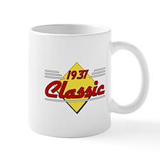 Classic 1937 Sign Mug