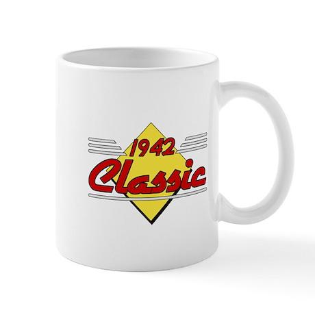 Classic 1942 Sign Mug