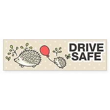 Drive Safe Bumper Sticker