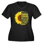 Librarians Make It Happen Women's Dark T-Shirt