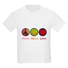 Smile and LOVE T-Shirt
