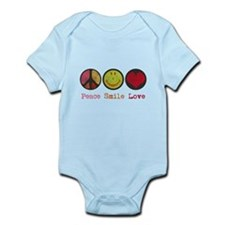 Smile and LOVE Infant Bodysuit