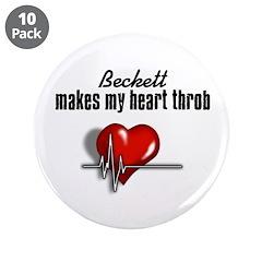 Beckett makes my heart throb 3.5