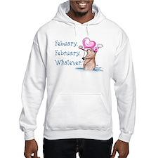Febuary February Hoodie