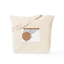 Basketball117 Tote Bag