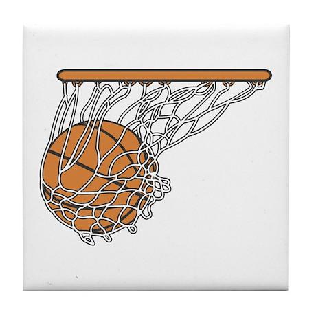 Basketball117 Tile Coaster