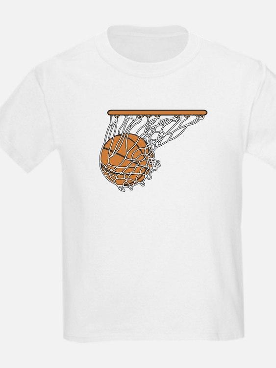 Basketball117 Kids T-Shirt