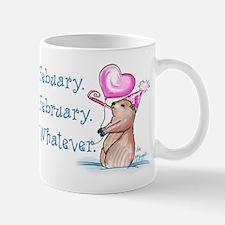 Febuary February Mug