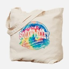 Squaw Valley Old Circle Tote Bag