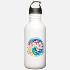 Squaw Valley Old Circle Water Bottle