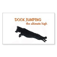 dock jumper Decal