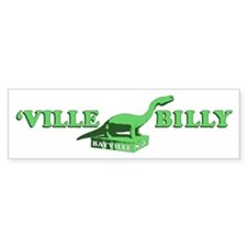'Villebilly Dino Bumper Sticker